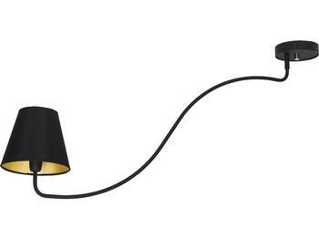 купить Светильник SWIVEL черн 1л 6556 в Кишинёве