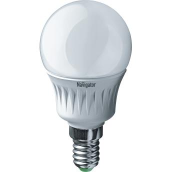 купить (B) LED (7Wt) NLL-G45-7-230-4K-E14 в Кишинёве
