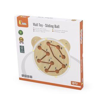 купить Viga Wall Toy Sliding Ball в Кишинёве