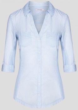 Блуза ORSAY Голубой в полоску 660056
