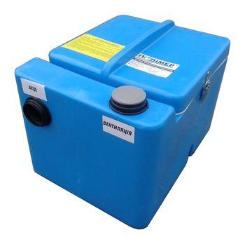 """cumpără Separator de grasimi bucatarie SG 0.5-0.04 """"Optima"""" fara filtru 0,5m3/h PLK în Chișinău"""