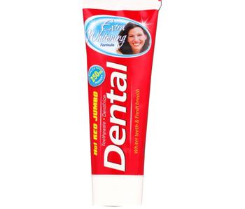 Зубная паста DENTAL Jumbo 250ml Extra Whitening