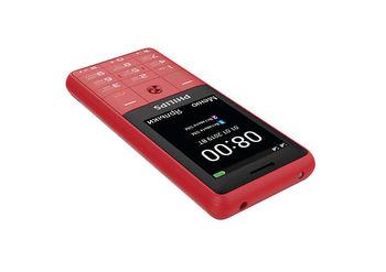 купить Philips Xenium E169 ,Red в Кишинёве