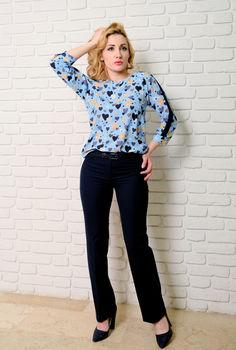 купить Женские брюки ID 9664 в Кишинёве