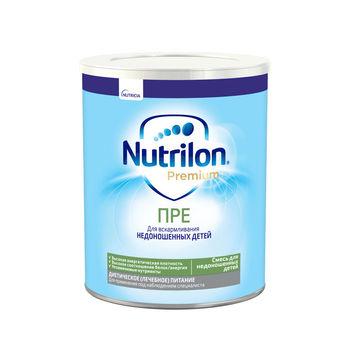 Смесь молочная Nutrilon Пре, 400г