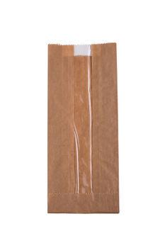 Бумажный Пакет 10*20 с окошком