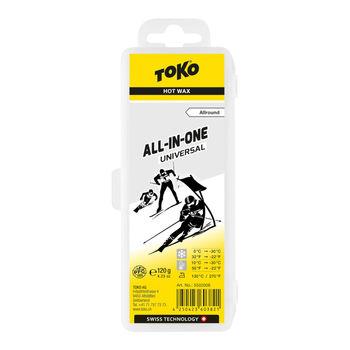 купить Воск для лыж Toko All-in-One Universal 120 g, 5502008 в Кишинёве