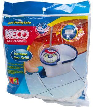 Запаска для швабры Tornado микрофибра NECO