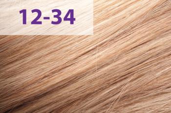 Краска для волос,ACME jNowa Siena CS, 90 мл., 12/34 - золотисто-красный экстра яркий блонд
