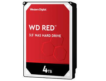 "Hard Disk 3.5"" HDD 4TB Western Digital Red Plus (NAS Storage) WD40EFZX, 5400rpm, SATA3 6GB/s, 128MB (hard disk intern HDD)"