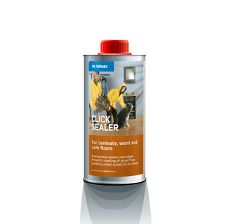 Защита для швов ламината и паркета Dr. Schutz Click Sealer