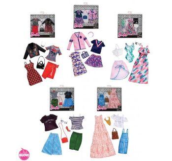 """Одежда Barbie """"Два наряда"""", код FYW82"""