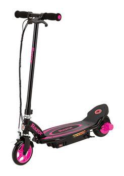Электрический самокат Razor Power Core E90, Pink