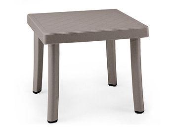 Столик Nardi RODI TORTORA 40050.10.000 (Столик для сада лежака террасы балкон)