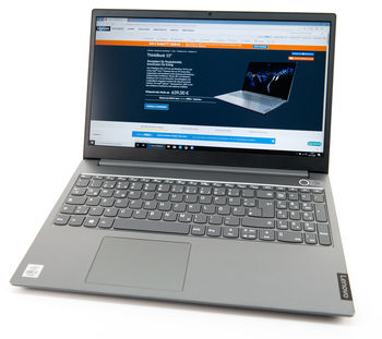 "купить Lenovo 15.6"" ThinkBook 15-IIL Grey (Core i5-1035G1 8Gb 512Gb) в Кишинёве"