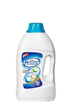 купить Жидкий порошок для стирки Gallus Color 2 л, 47 стирок в Кишинёве
