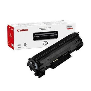 Cartridge Canon 726 (HP CE278A), black 2100 pages) for LBP-6200D and HP LJ Pro P1566/1606N