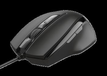 Mouse Trust Voca Comfort, Black