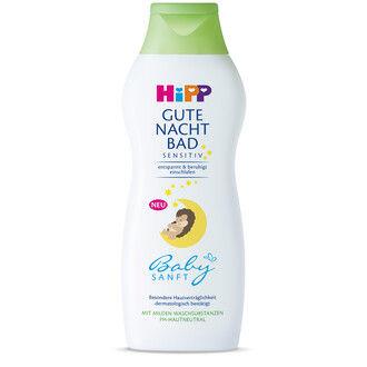 купить Детская пена для ванн Спокойной ночи Hipp BabySanft 350 мл в Кишинёве