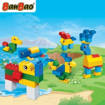 BanBao 9526 Creatable blocks - 70 blocks