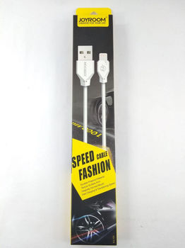 cumpără Joyroom S-L123 Cablu MicroUSB, 1m, alb. în Chișinău