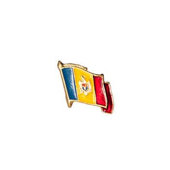 купить Значок - Флаг Молдова в Кишинёве