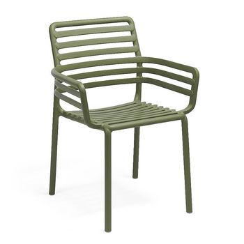 Кресло Nardi DOGA ARMCHAIR AGAVE 40254.16.000 (Кресло для сада и террасы)