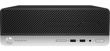 HP ProDesk 400 G4 SFF +W10 Pro lntel® Core® i3-7100 (Dual Core, 3.9GHz, 3MB), 8GB DDR4 RAM, 256GB SSD, DVDRW, Intel® HD 630 Graphics, VGA, DP, 180W PSU, USB MS&KB, Win 10 Pro, Black
