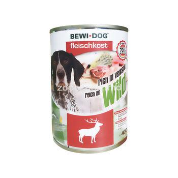 cumpără Bewi Dog cu carne de vînat 400 gr în Chișinău
