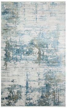 Ковёр ручной работы E-H FRESCO FS 01 BEIGE BLUE