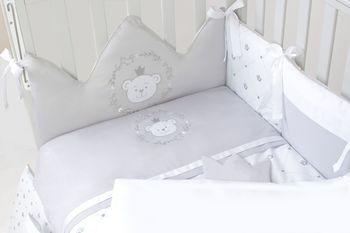 купить Veres Комплект для кроватки Royal Dream, 6 штк в Кишинёве