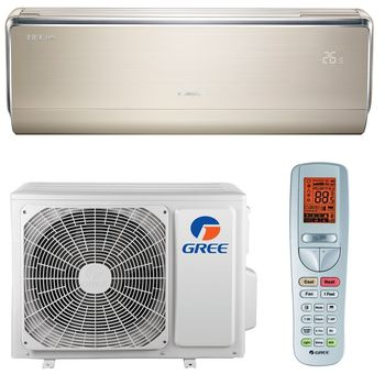 Aparat de aer conditionat tip split pe perete Inverter Gree U-Crown GOLD GWH09UB 9000 BTU