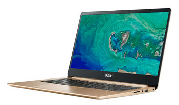 Acer Swift 1 SF114-32-P1UL (NX.GXREU.011), Gold