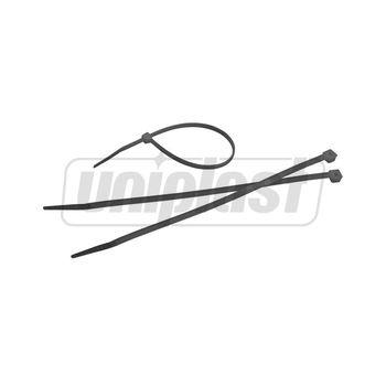 купить Стяжки нейлоновые для кабеля 4.8 x 300мм черные (50шт) TOLSEN в Кишинёве