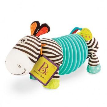 купить Battat Развивающая игрушка Зебра Тянубра в Кишинёве
