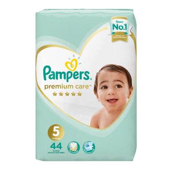 купить Подгузники Pampers Premium Care 5 Junior (11-16 kg) 44 шт в Кишинёве