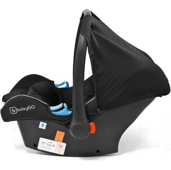 купить Автокресло BabyGo Traveller Xp Black (0-13 кг) в Кишинёве