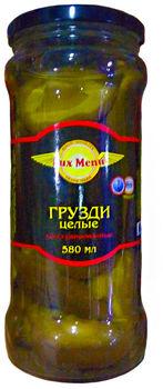 """купить Грузди целые (консервированные) """"LuxMenu"""" 580мл. в Кишинёве"""