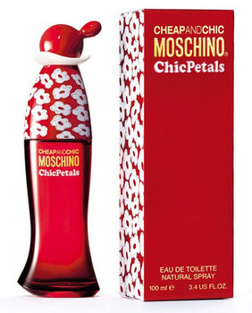 MOSCHINO CHIC PETALS EDT 30 ml