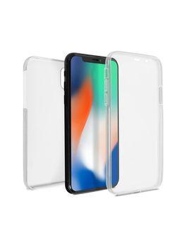 купить Чехол Senno ТПУ 360 iPhone XS Max, Transparent в Кишинёве