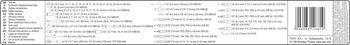 """купить Набор головок с трещоткой Yato 12681YT, 1/2 '' и 1/4"""", 94 шт в Кишинёве"""