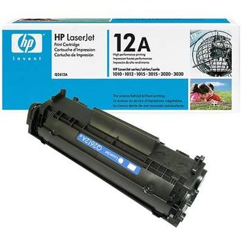 Print -Rite   Laser cartridge Q2612A Black