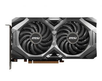 MSI Radeon RX 5700 XT MECH 8G OC /  8GB GDDR6 256Bit 1925/14000Mhz, RDNA, SP: 2560Units(40CU), 1x HDMI, 3x DisplayPort, Dual fan - MECH Thermal design (Zero Frozr/Airflow Control Technology), Cooper Baseplate,TORX FAN 3.0, Solid BackPlate, Retail