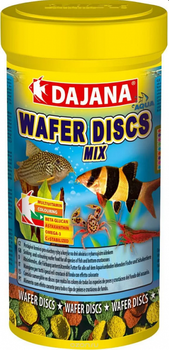 купить Dajana Wafers Discs Mix 25 gr в Кишинёве