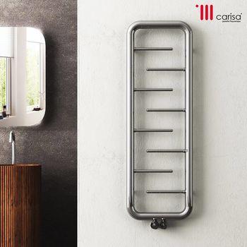 Дизайнерский радиатор CARISA inox AREN 1500×500