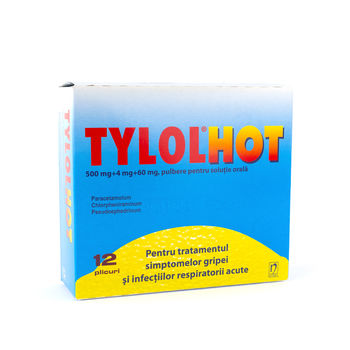 cumpără Tylol Hot gran.eff. lamie N12 OTC în Chișinău