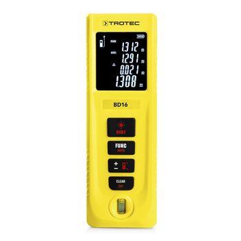 купить Дальномер лазерный TROTEC BD 16 в Кишинёве