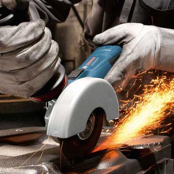 Угловая шлифовальная машина Bosch GWS 1400 125 мм