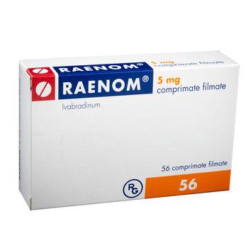 cumpără Raenom 5mg comp. film. N14x4 în Chișinău
