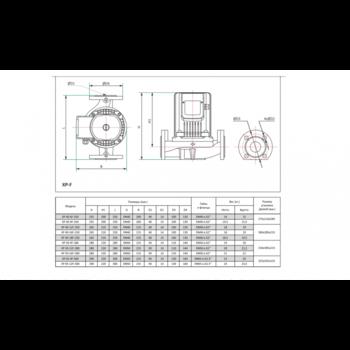 купить ЦИРКУЛЯЦИОННЫЙ НАСОС SHIMGE XP 50-12F-280 в Кишинёве